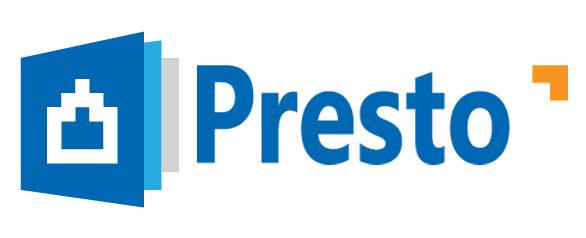Logo de Presto
