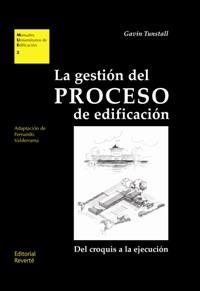 La gestión del proceso de edificación